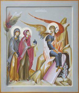 «Le mystère et le sens théologique des icônes de la Résurrection», une interview de Jean-Claude Larchet dans l'hebdomadaire de l'Église roumaine « Lumina de Duminica »