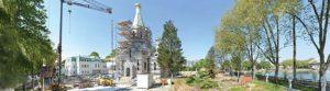 Vendredi 19 mai : inauguration du nouveau centre culturel et spirituel orthodoxe russe à Strasbourg