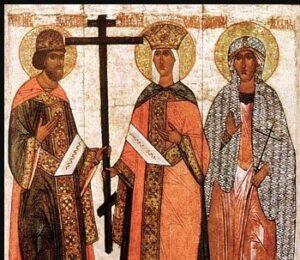 Commémoration de l'apparition dans le ciel de la Croix du Seigneur, à Jérusalem