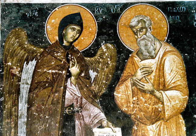 Saint Pacôme le Grand