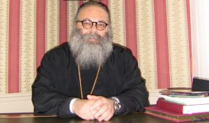 "Patriarch John X of Antioch expressed his support to the Russian Church about the ""Ukrainian issue"""