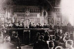 L'Église orthodoxe russe instaure une fête de commémoration des Pères du Concile local de 1917-1918