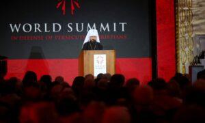 Le métropolite Hilarion est intervenu au Sommet mondial pour la défense des chrétiens persécutés