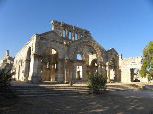 "Podcast audio, ""Orthodoxie"" (France-Culture) : «Monuments chrétiens de Syrie»"