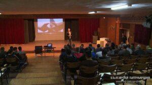 Pour la première fois, un film orthodoxe a été projeté dans une prison bulgare