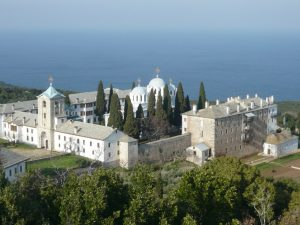 Communiqué de la skite roumaine du Saint-Précurseur (Prodromou) sur le Mont Athos, démentant l'interruption de la commémoration du patriarche Bartholomée