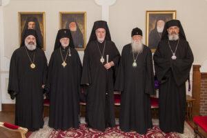 Communiqué de la Conférence épiscopale orthodoxe du Benelux (CEOB)