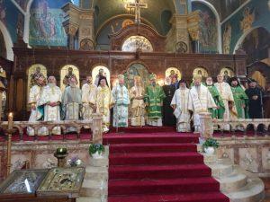 Liturgie panorthodoxe à Londres le jour du Saint-Esprit