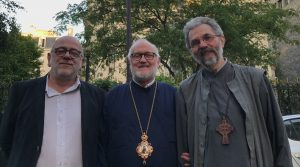 Le père Nicolas Cernokrak réélu doyen de l'Institut Saint-Serge