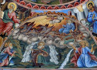 Saint Élie, prophète (IXème s. av. J.-C.)
