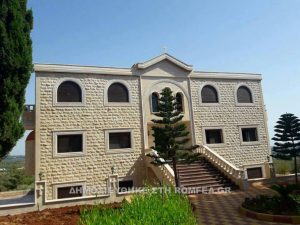 En Syrie, une église a été dédiée à saint Païssios du Mont Athos