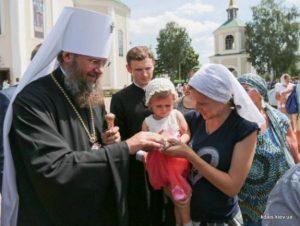 Le métropolite Antoine, chancelier de l'Église orthodoxe d'Ukraine : « Le patriotisme ne peut fournir l'occasion à la haine »