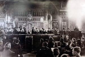 Message du patriarche de Moscou Cyrille aux archipasteurs, pasteurs, diacres, moines et moniales et à tous les enfants fidèles de l'Église orthodoxe russe à l'occasion du centenaire du Concile de 1917-1918