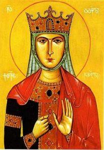Les reliques de la grande-martyre et reine Khétévane séjourneront en Géorgie