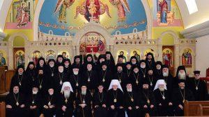 Message de l'Assemblée des évêques orthodoxes canoniques des États-Unis d'Amérique au sujet des violences racistes à Charlottesville