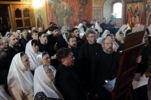 Les vieux-croyants unis à l'Église orthodoxe russe (« edinovertsy ») : hier, aujourd'hui et demain