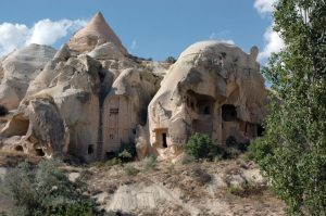 "Podcast audio, ""Orthodoxie"" (France-Culture) : «  Monuments chrétiens en Cappadoce, 1 »"
