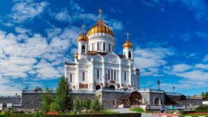 «L'incroyable histoire de la cathédrale du Christ-Sauveur» à Moscou