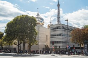 Plus de 12 000 visiteurs en deux jours à la cathédrale de la Sainte-Trinité à Paris à l'occasion des Journées du patrimoine