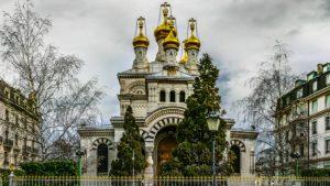 «Un nouveau souffle pour l'église russe de Genève»