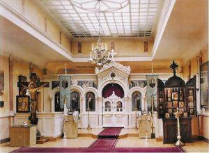 Un historique de la présence orthodoxe russe à Stockholm, depuis le XVIIe siècle