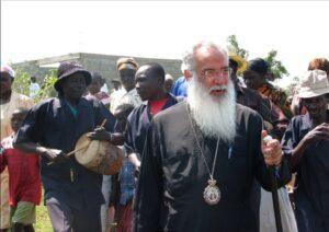 Le métropolite du Kenya Macaire (Patriarcat d'Alexandrie): «L'orthodoxie a respecté les coutumes et les usages des Africains»