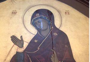 Une icône de la Mère de Dieu a commencé à exsuder une huile parfumée dans une paroisse de l'Église orthodoxe en Amérique (OCA) dans l'État de New York