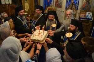 Office de requiem annuel à Bucarest pour le célèbre père spirituel Sofian Boghiu