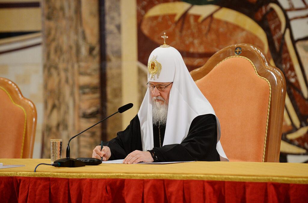 L'Église orthodoxe russe lutte contre l'avortement