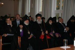 Un représentant de l'Église orthodoxe russe participe à une conférence sur le Proche-Orient à Berlin