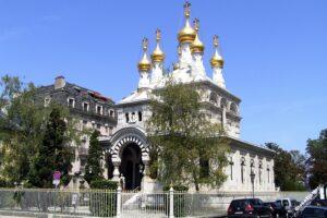 Le métropolite d'Amérique orientale et de New York Hilarion et l'archevêque de San Francisco et d'Amérique Cyrille (Église russe hors-frontières) ont adressé un message archipastoral au clergé et aux fidèles de la cathédrale de la Sainte-Croix à Genève