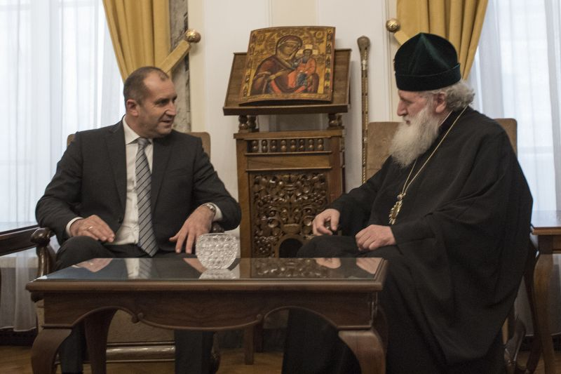 L'Église orthodoxe et l'État bulgares se prononcent en faveur de « l'Église orthodoxe de Macédoine »