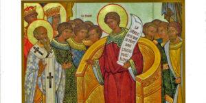 Recension: Michel Quenot, « Art vocal sacré et théologie. Saints hymnographes et mélodes byzantins »