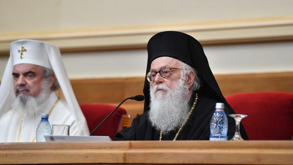Archevêque de Tirana Anastase : «L'Église orthodoxe d'Albanie hier et aujourd'hui»