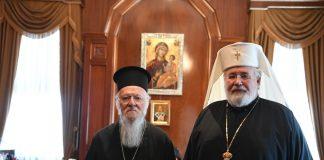 archevêque Léon à Constantinople orthodoxie