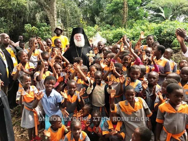 Cameroun orthodoxe Orthodoxie.com