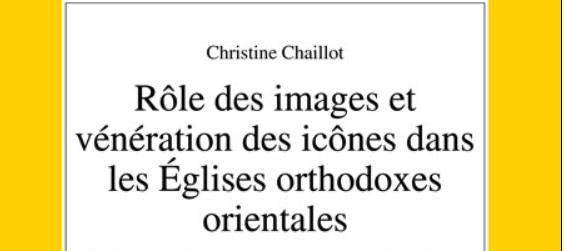 Présentation par Christine Chaillot de son nouveau livre