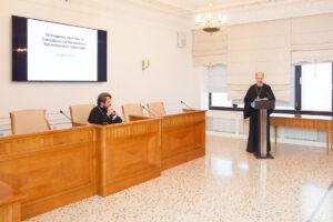 La Commission synodale biblique et théologique de l'Église orthodoxe russe a terminé son analyse des documents du Concile de Crète