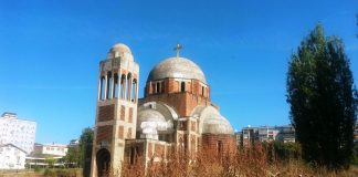 église du sSaint-Sauveur orthodoxie