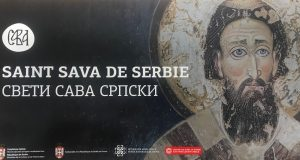 Exposition « Saint Sava de Serbie »