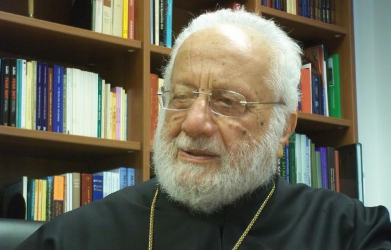 «Prière pascale», par Mgr Georges Khodr