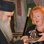 métropolite amphiloque medaille de poushkine orthodoxie