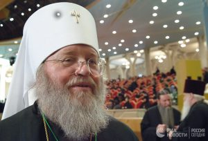 Interview du métropolite Hilarion, primat de l'Église russe hors-frontières