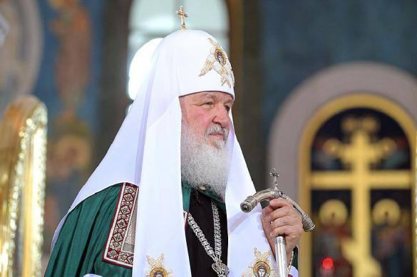 Le patriarche Cyrille sur la signature de l'acte canonique avec l'Église russe hors-frontières