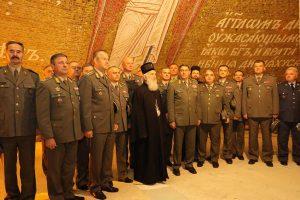Visite à l'église Saint-Sava de Belgrade