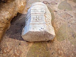 Une grande église du IVe siècle découverte dans la ville israélienne de Beit Shemesh