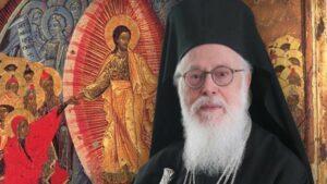 Après 25 ans de séjour dans le pays, l'archevêque de Tirana Anastase a reçu la nationalité albanaise