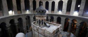 «Découverte : le tombeau du Christ date bien de l'ère romaine»