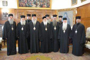 Réunion de la commission de dialogue entre l'Église orthodoxe de Bulgarie et « l'Église orthodoxe de Macédoine »