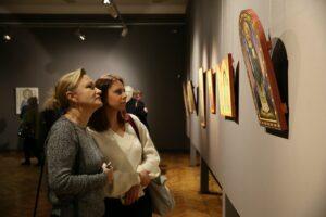 Une exposition d'icônes contemporaines sur «Les saints de l'Église indivise» à Minsk